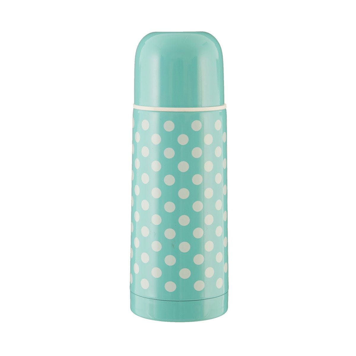 Maison By Premier Mimo Spot Vacuum Flask Double Walled 350ml - Green