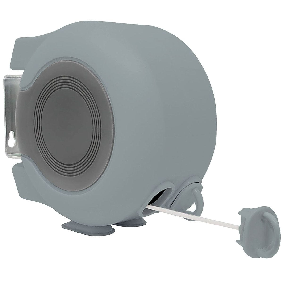 OurHouse Retractable 2-Line Dryer - Grey