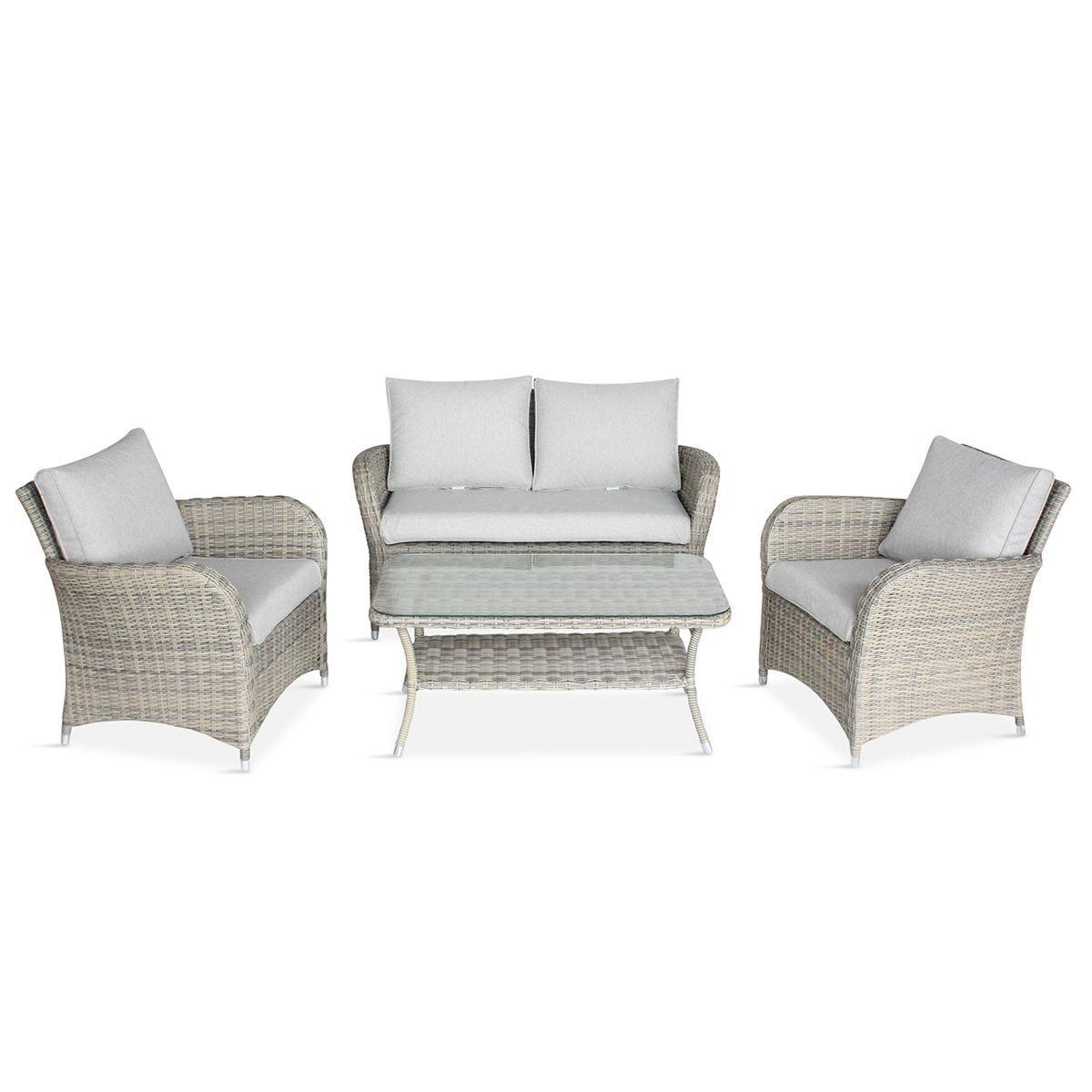 LG Outdoor Monaco Hazel Lounge Set