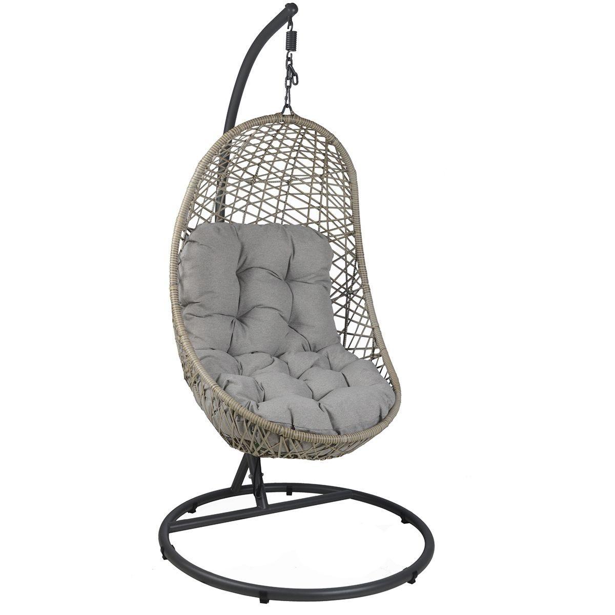 LG Outdoor Monaco Hazel Egg Chair