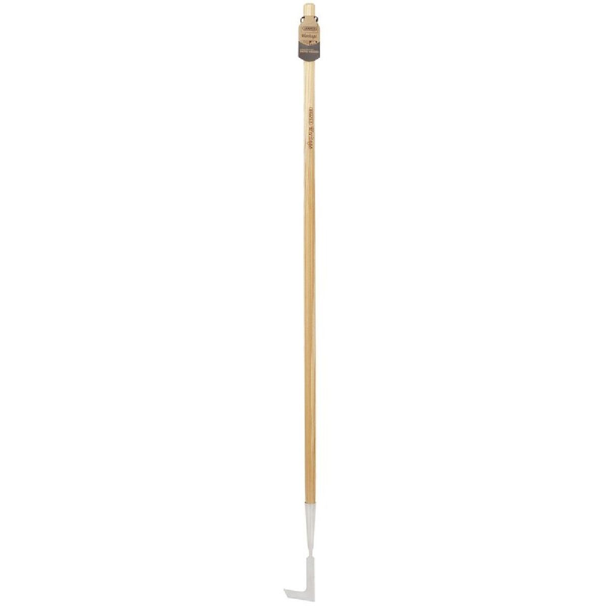 Draper Stainless Steel Patio Weeder with Ash Handle