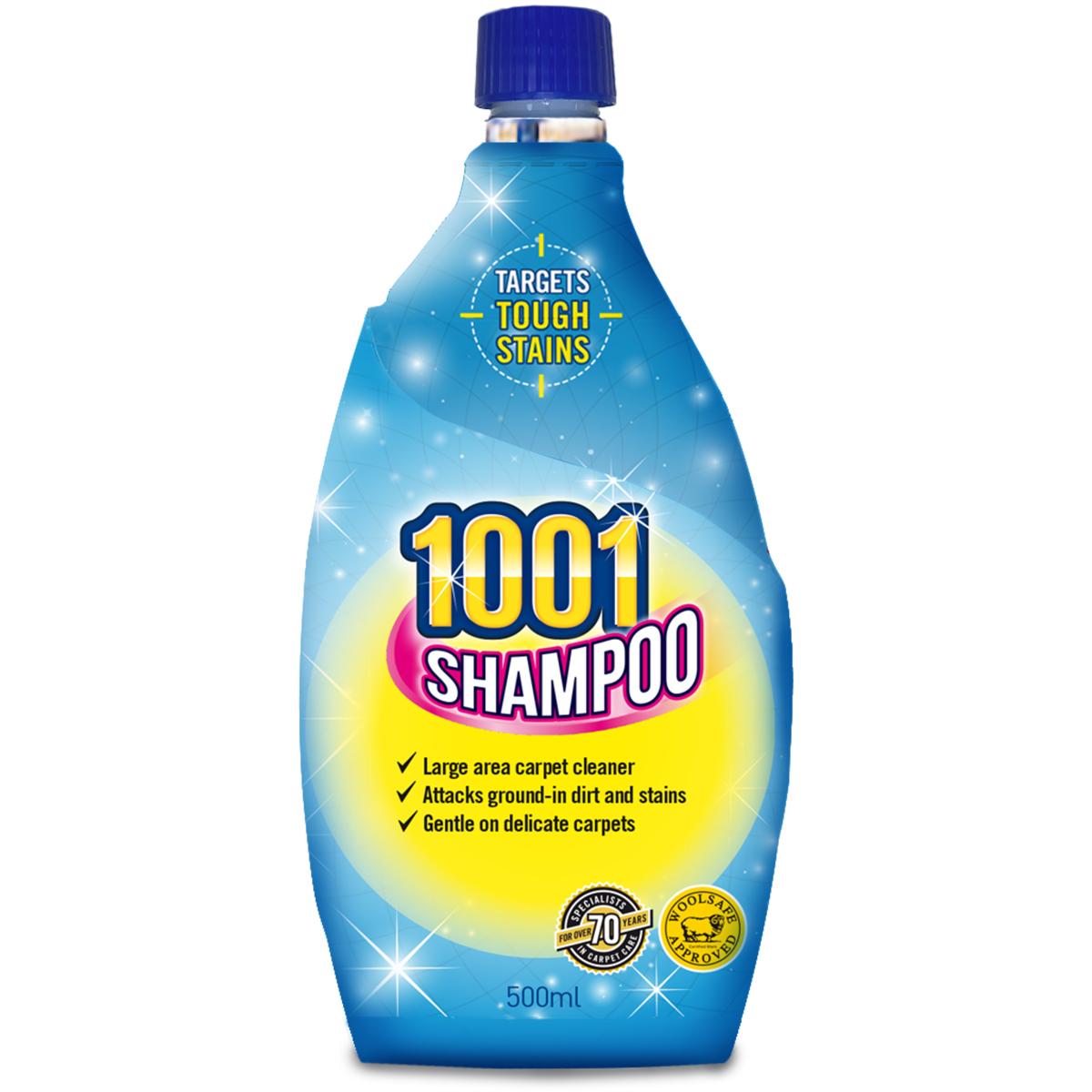 1001 Carpet Shampoo - 500ml