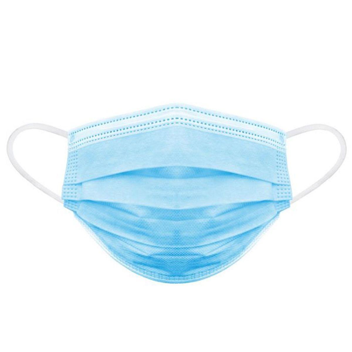 Stay Safe Face Masks - 3 Pack