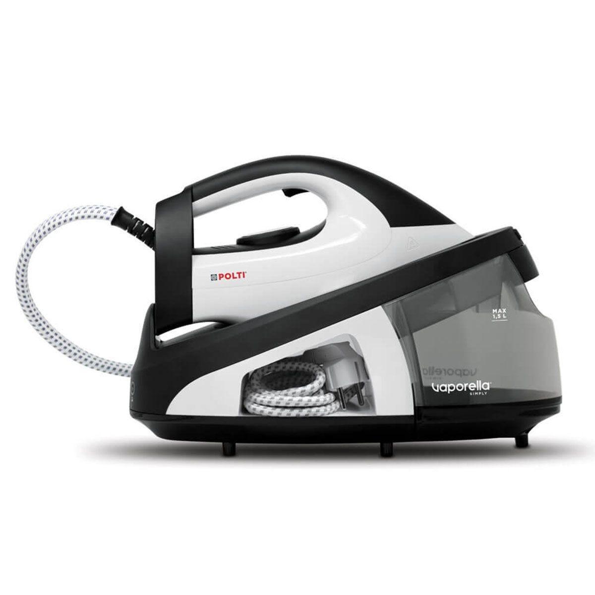 Polti Vaporella SDA2025GE Simply VS20:20 Steam Generator – White & Black