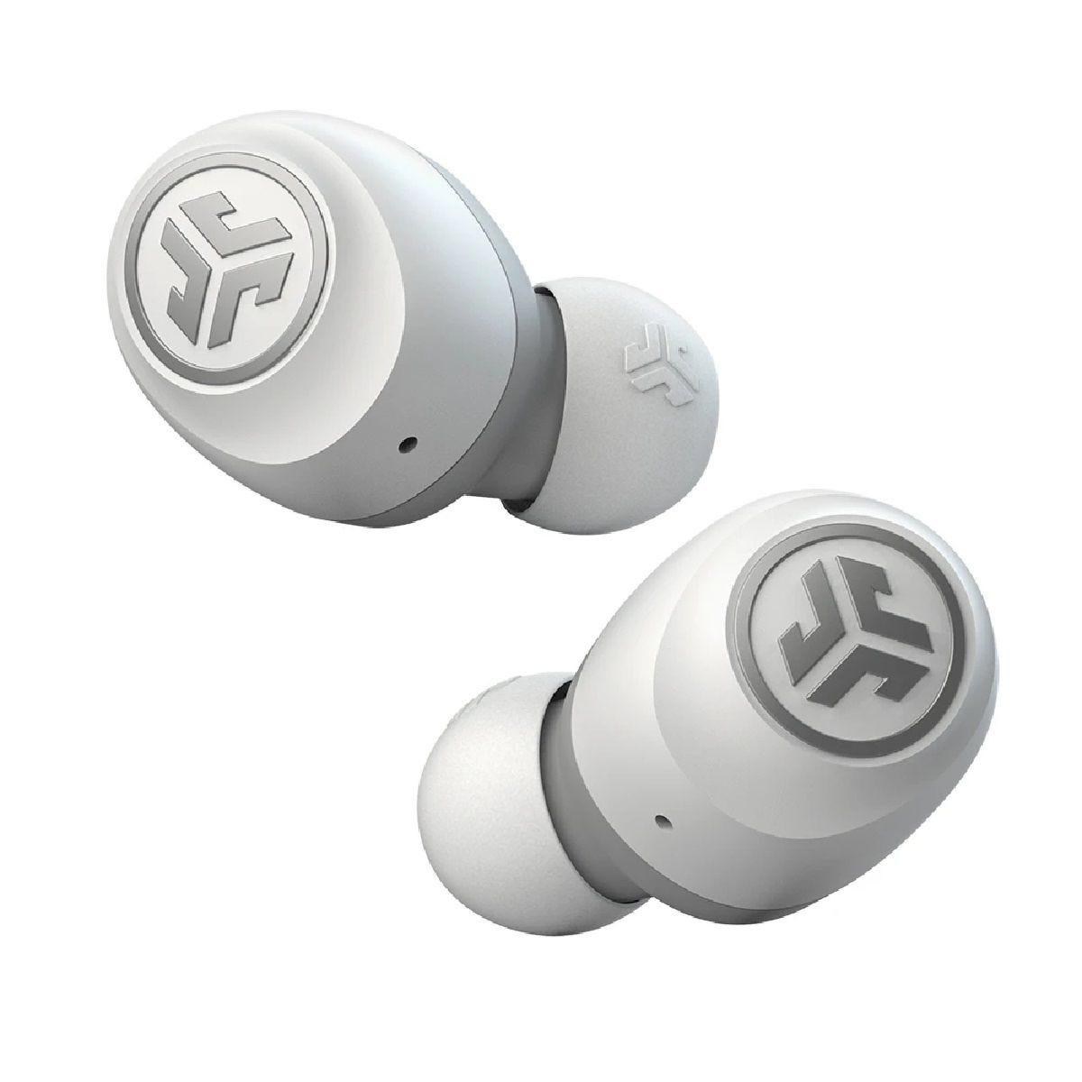 JLab GO Air True Wireless Earbuds - White
