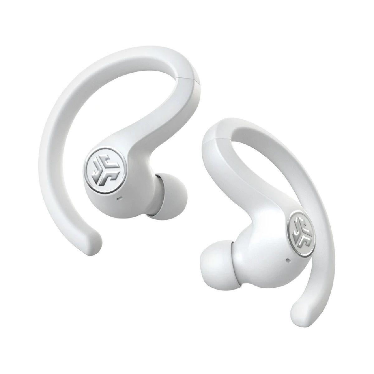 JLab JBuds Air Sport True Wireless Earbuds - White