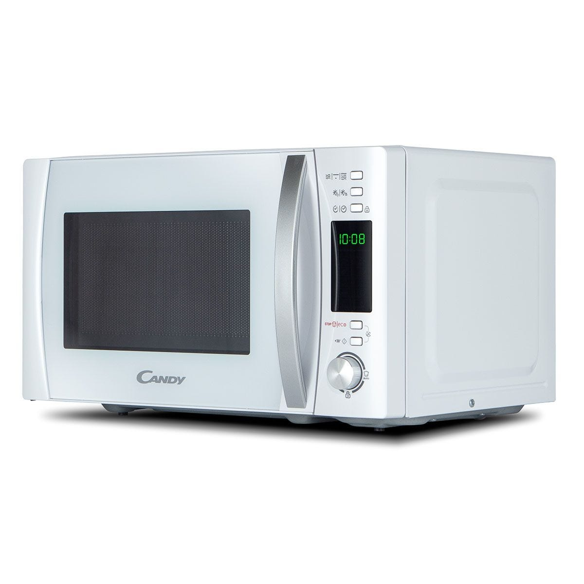 Candy CMXG22DW Freestanding Digital 30L Microwave and Grill – White