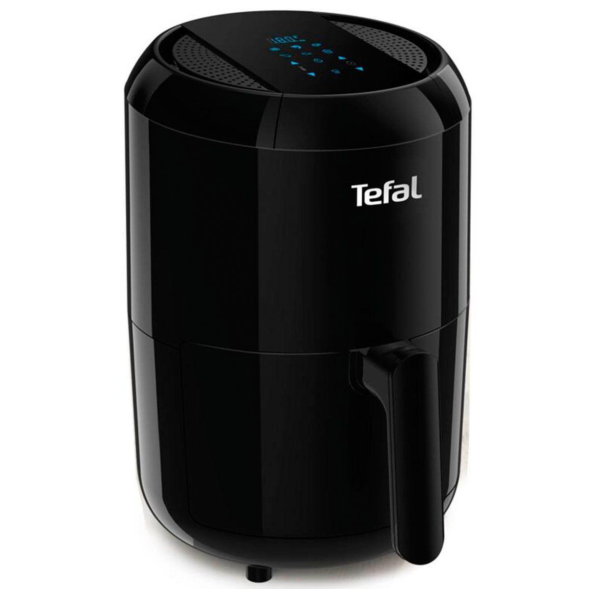 Tefal EY301840 EasyFry 0.6kg Compact Digital Air Fryer – Black