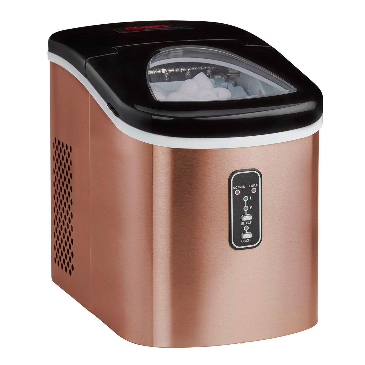 Cooks Professional G3471 Automatic 2.2L Ice Maker – Copper