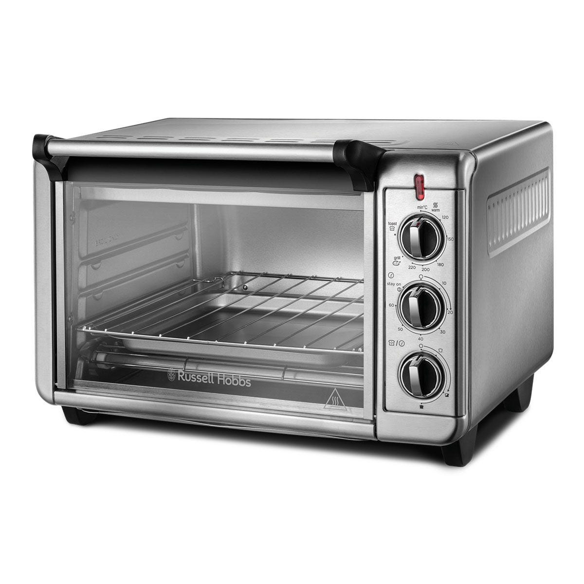 Russell Hobbs 26090 Express 1500W 12.6L Mini Oven - Silver
