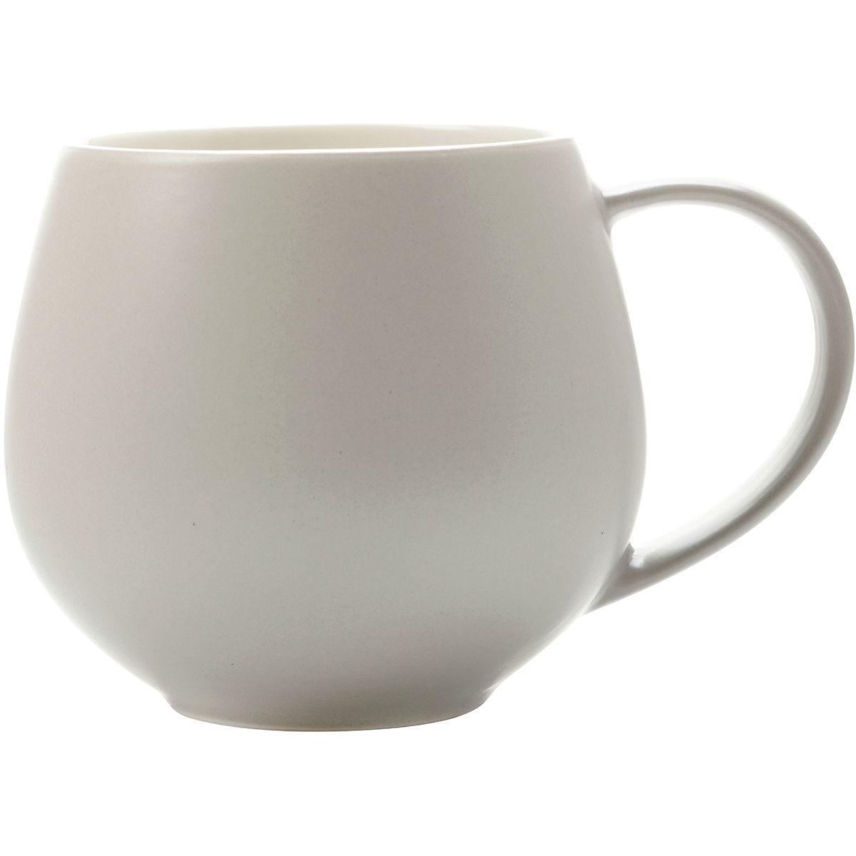 Maxwell & Williams Tint 450ml Snug Mug - Grey