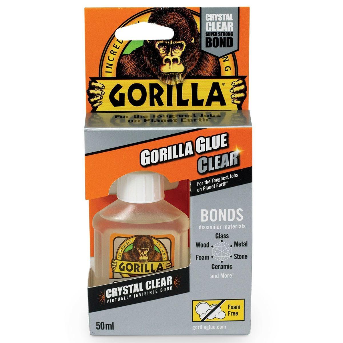 Gorilla Glue Clear - 50ml