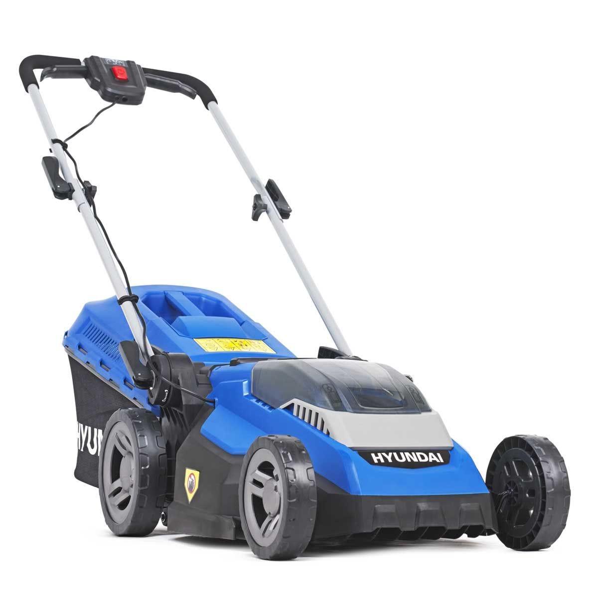Hyundai HYM40LI380P 40v Rechargeable Lawn Mower