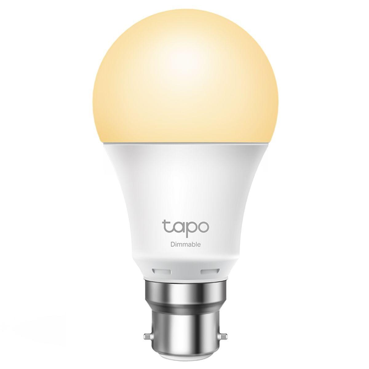 TP-Link Tapo L510B B22 LED Smart Light Bulb