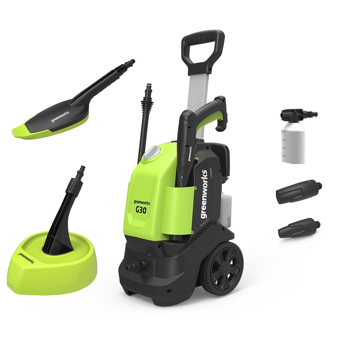 Greenworks G30 Home & Garden Electric Pressure  Washer