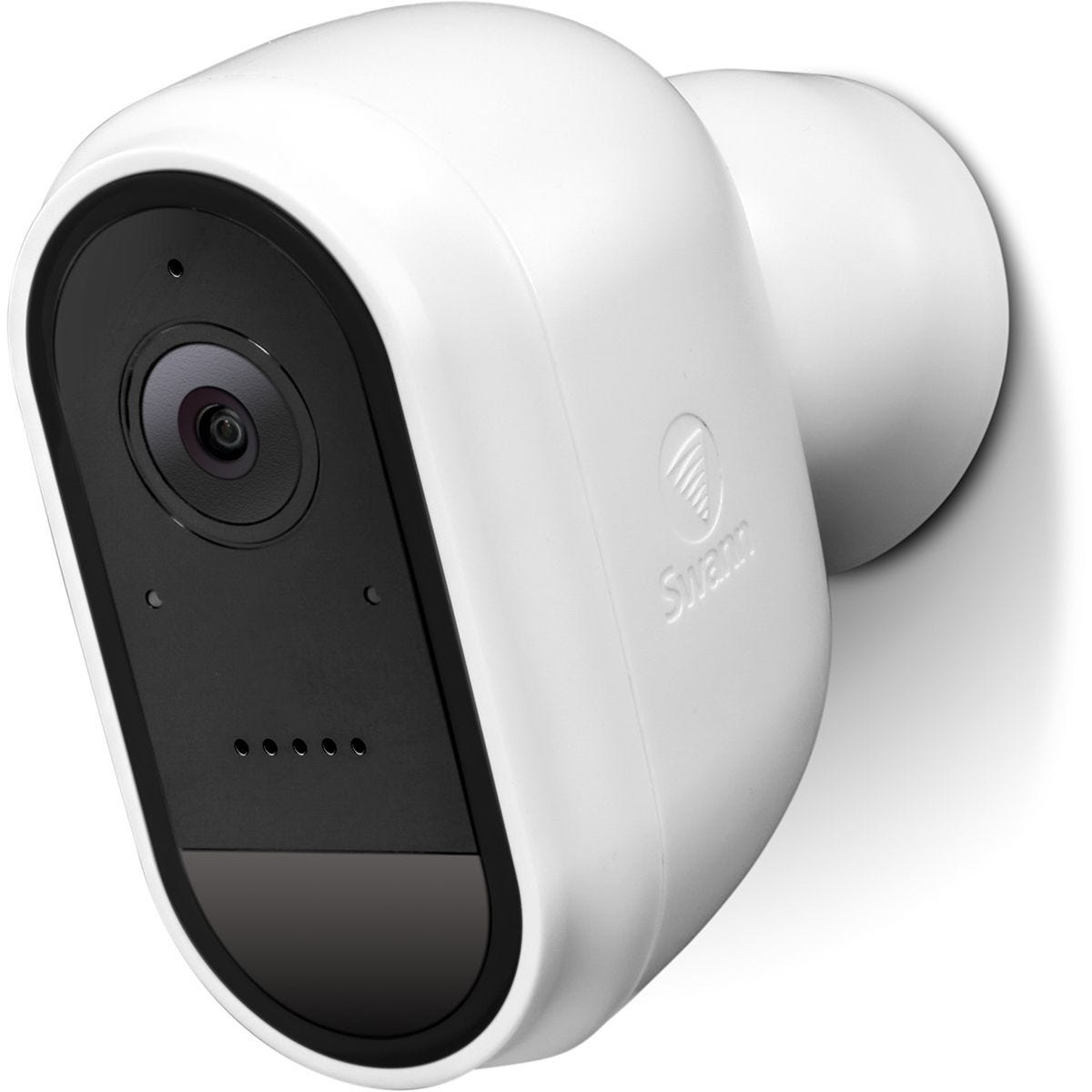 Swann Smart Wire-Free 1080p CCTV Security Camera - White