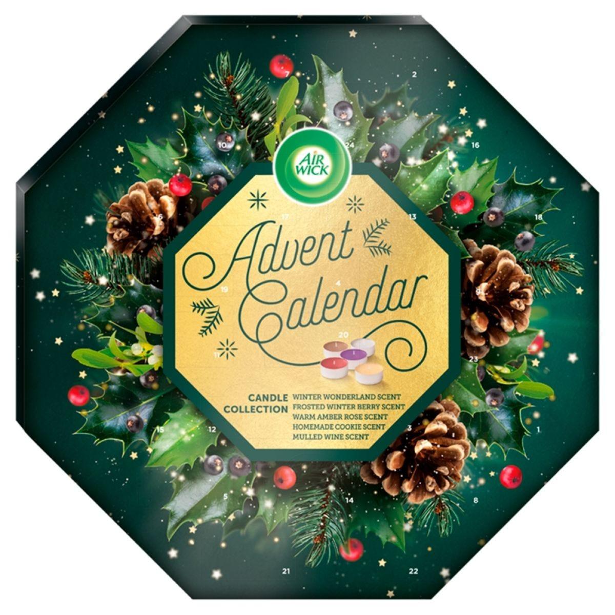 Airwick Christmas Candle Advent Calendar 2020