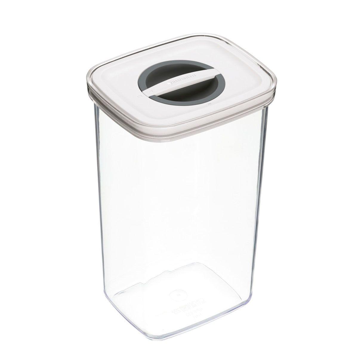 MasterClass Smart Seal Rectangular Food Container - 2 Litre