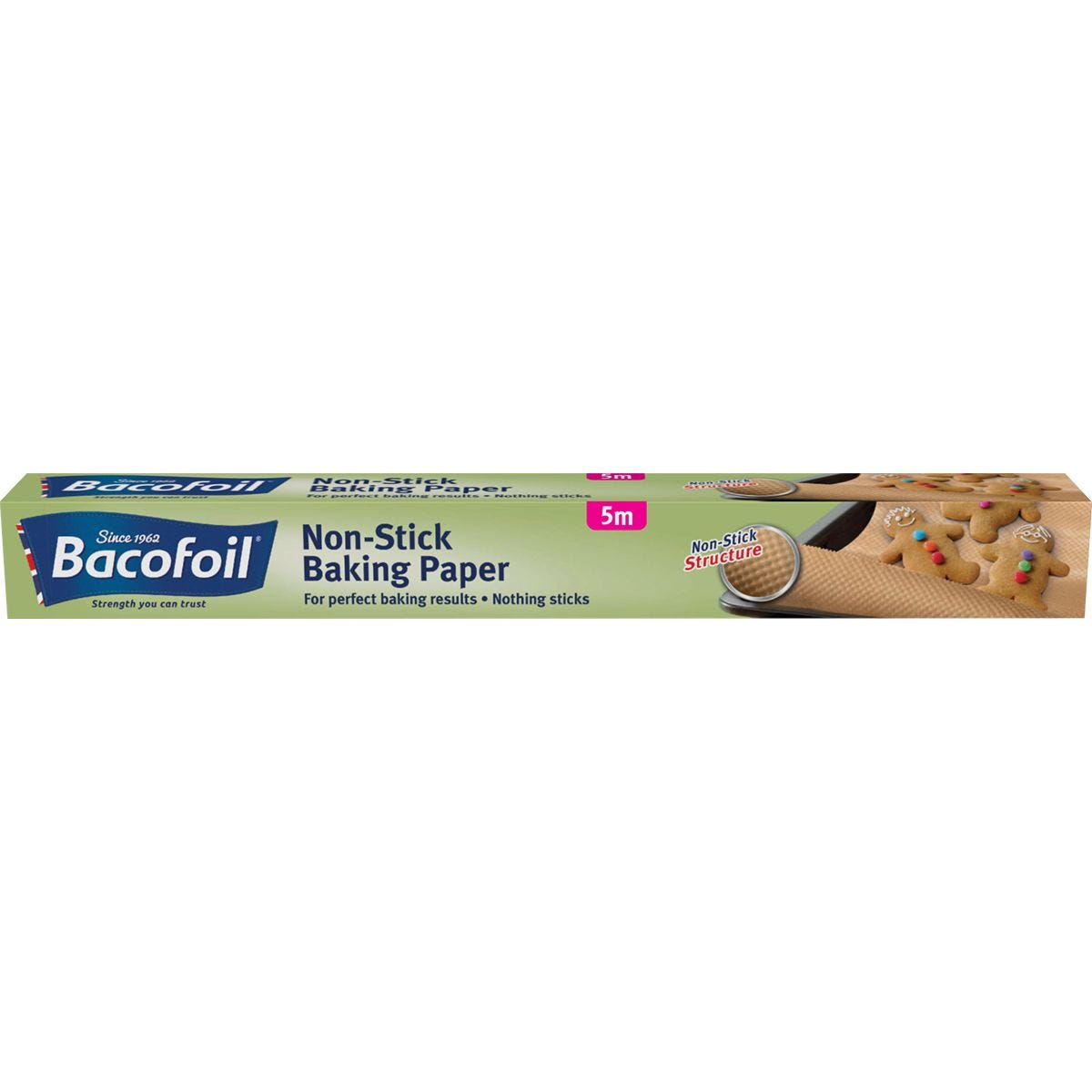 Bacofoil Non Stick Structured Baking Paper