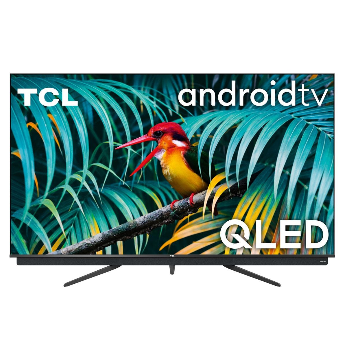 TCL 55C815K 55 inch QLED, 4K Ultra HD, Smart Android TV with Freeview Play & Onkyo Sound