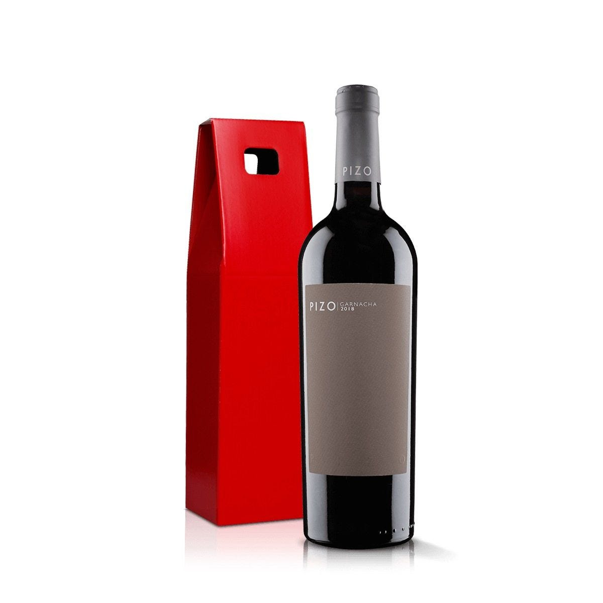 Virgin Wines Pizo Garnacha in Red Gift Box