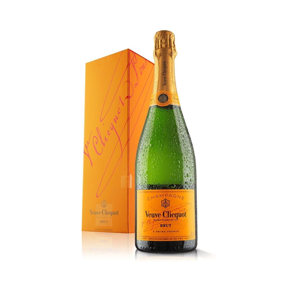 Virgin Wines Champagne Veuve Clicquot