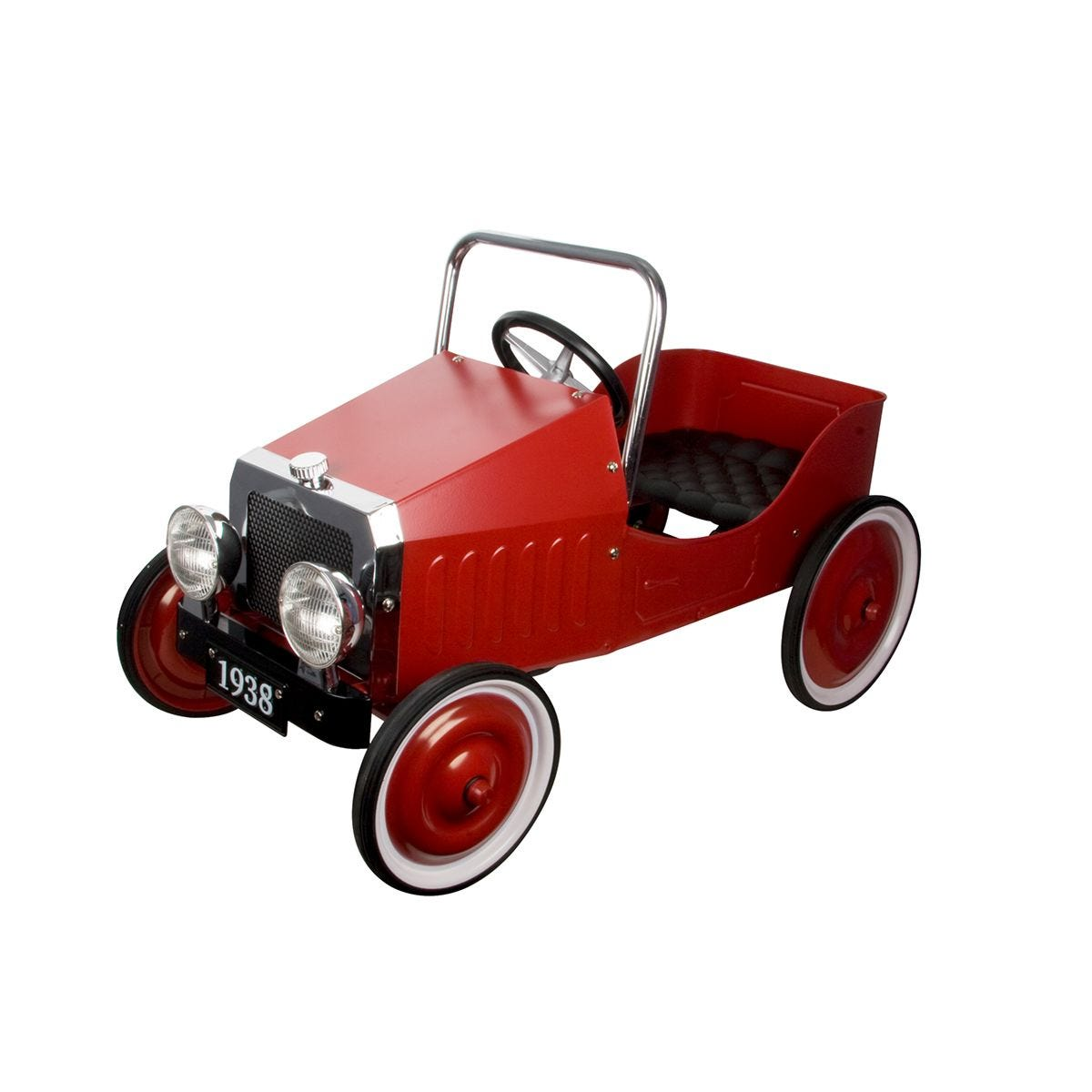 Classic Pedal Car - Red