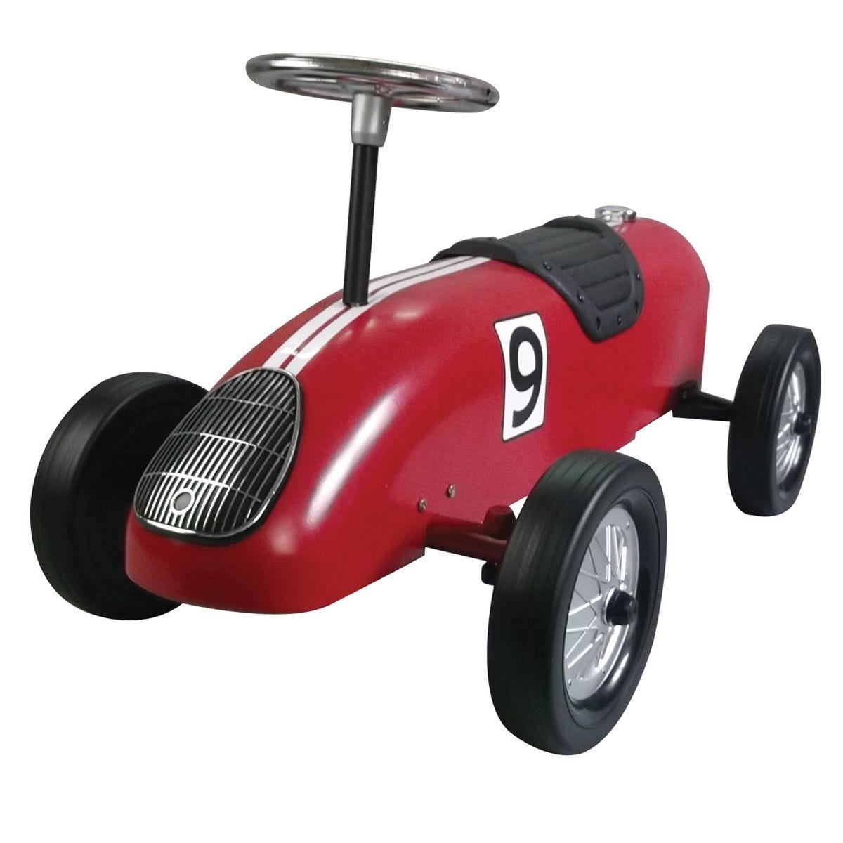 Retro Racer - Red