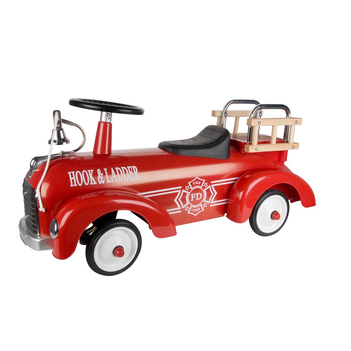 Classic Racer - Fire Engine