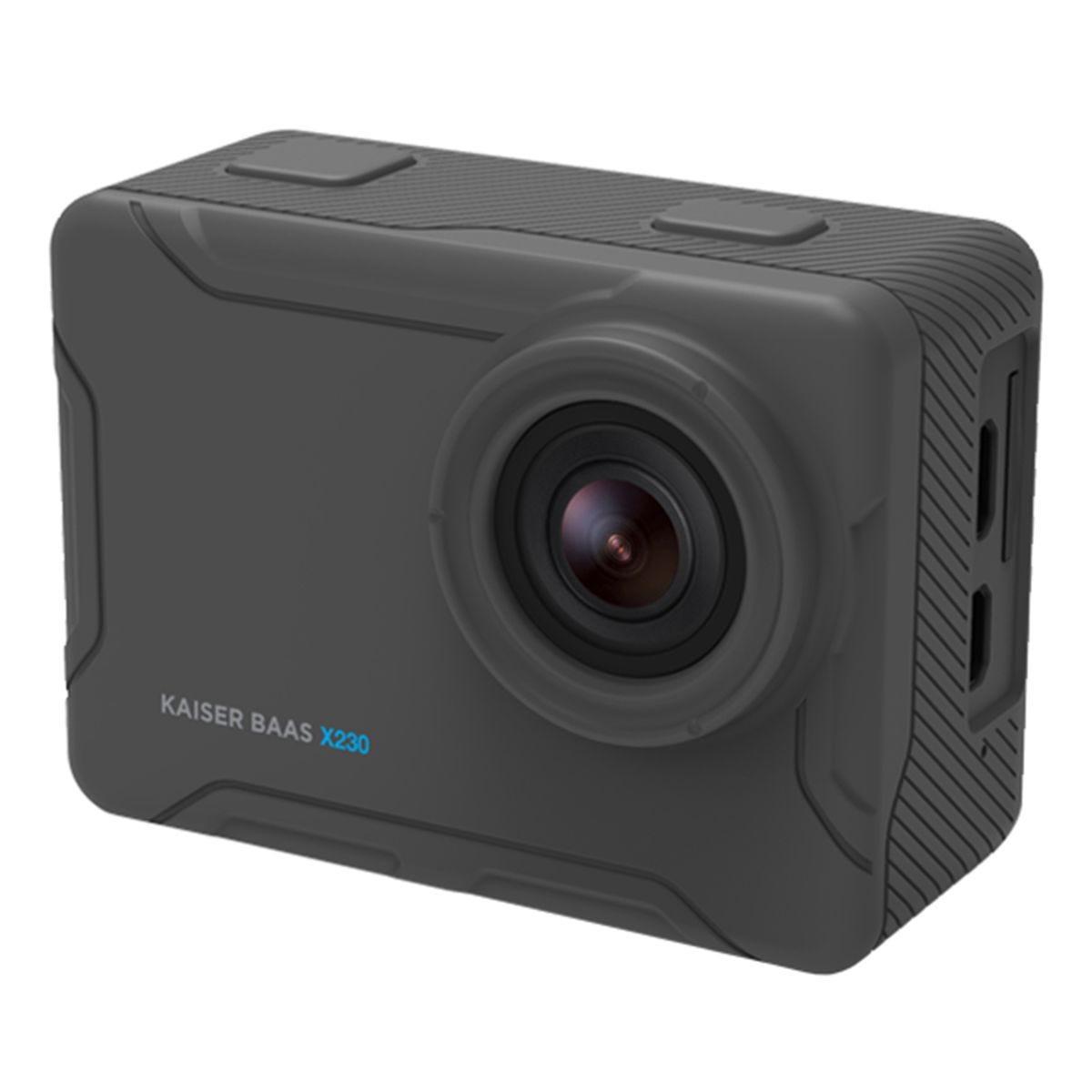 Kaiser Baas X230 FHD 1080p Action Camera - 60FPS