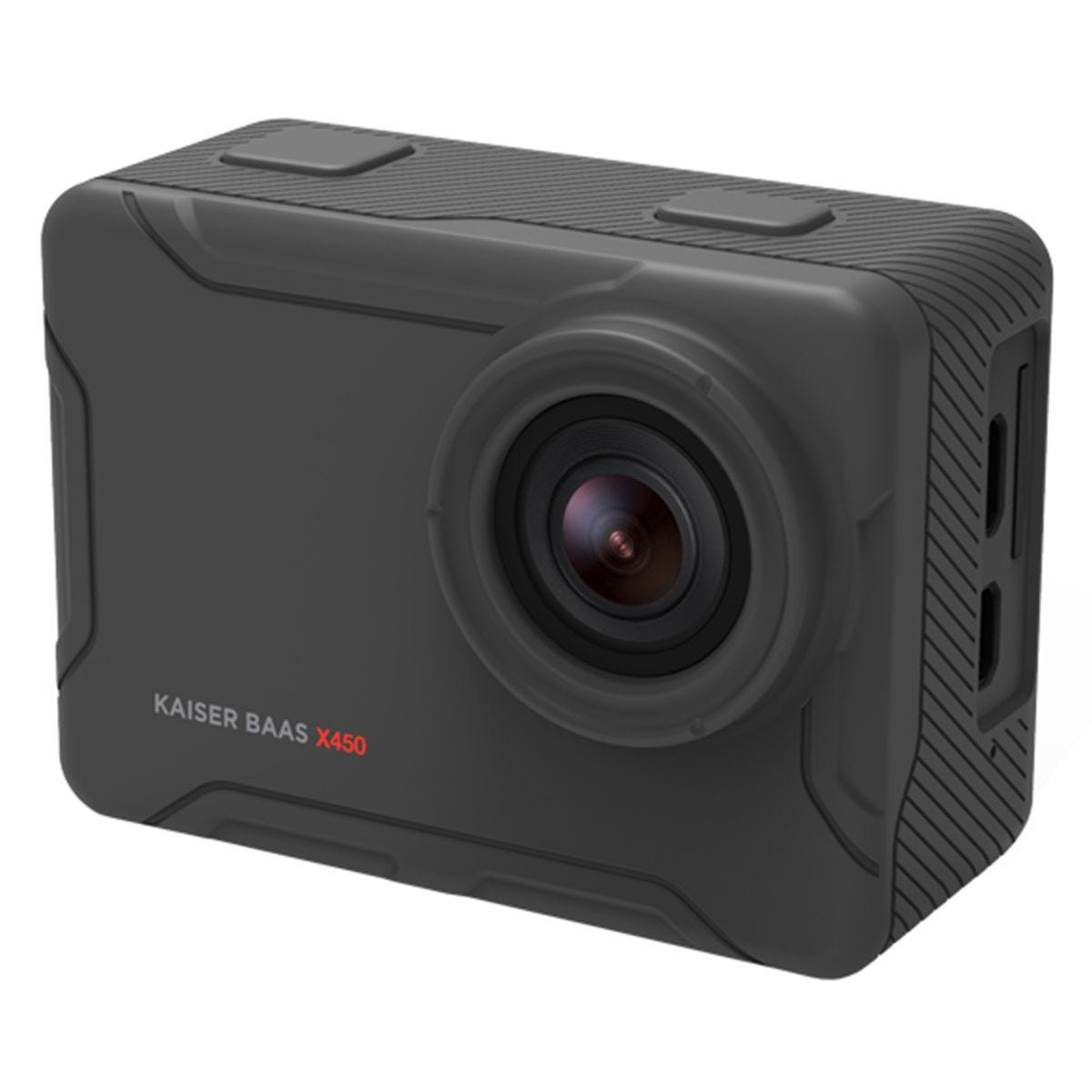 Kaiser Baas X450 4K Action Camera - 30FPS 14MP