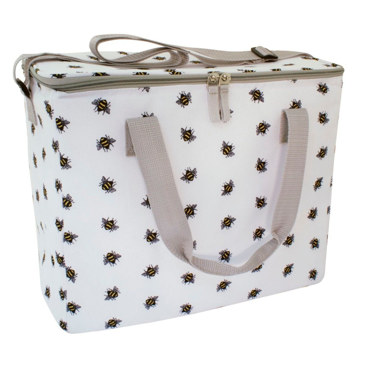 Bee Pattern 20 Litre Family Cool Bag