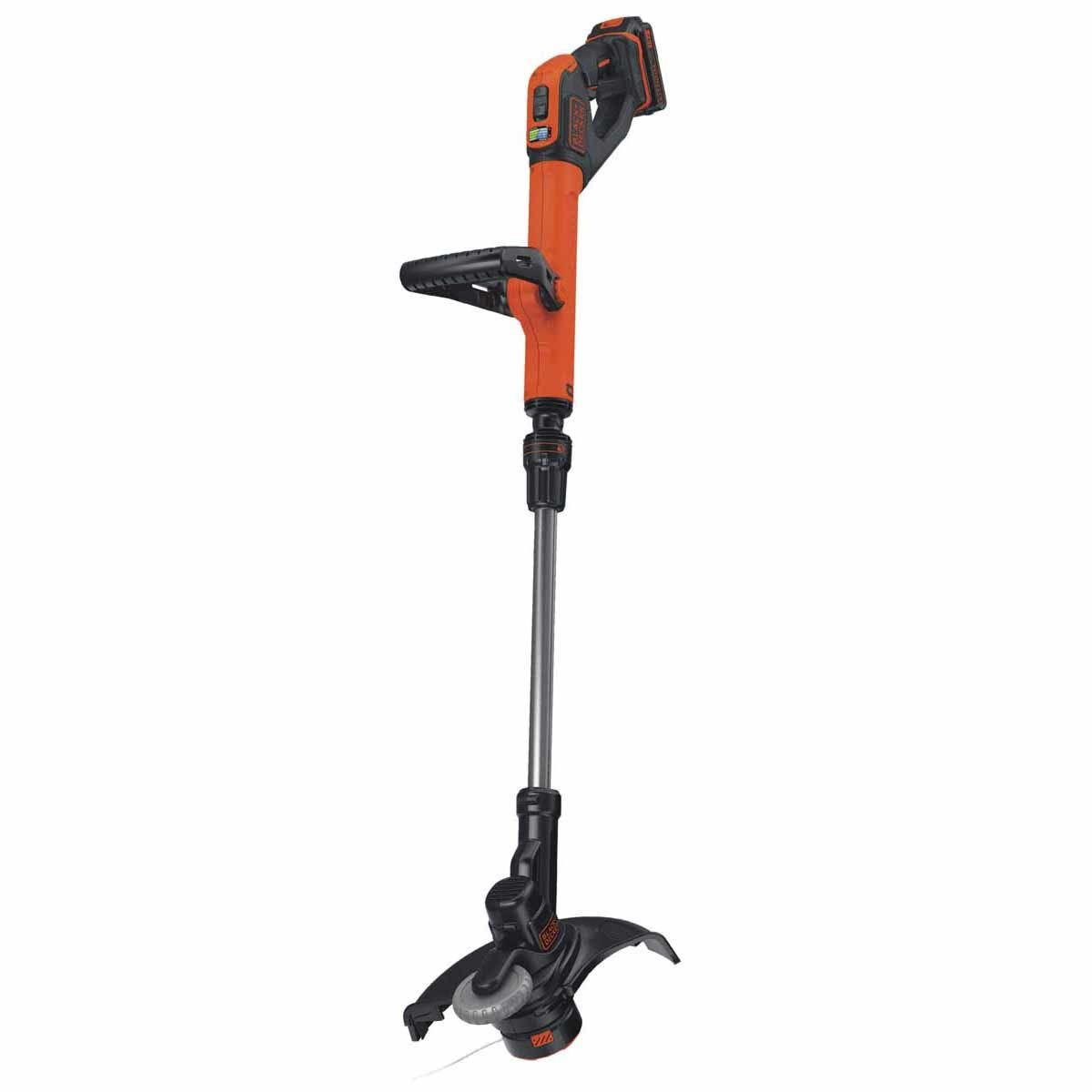 Black and Decker 18v 28cm Cordless AFS Strimmer