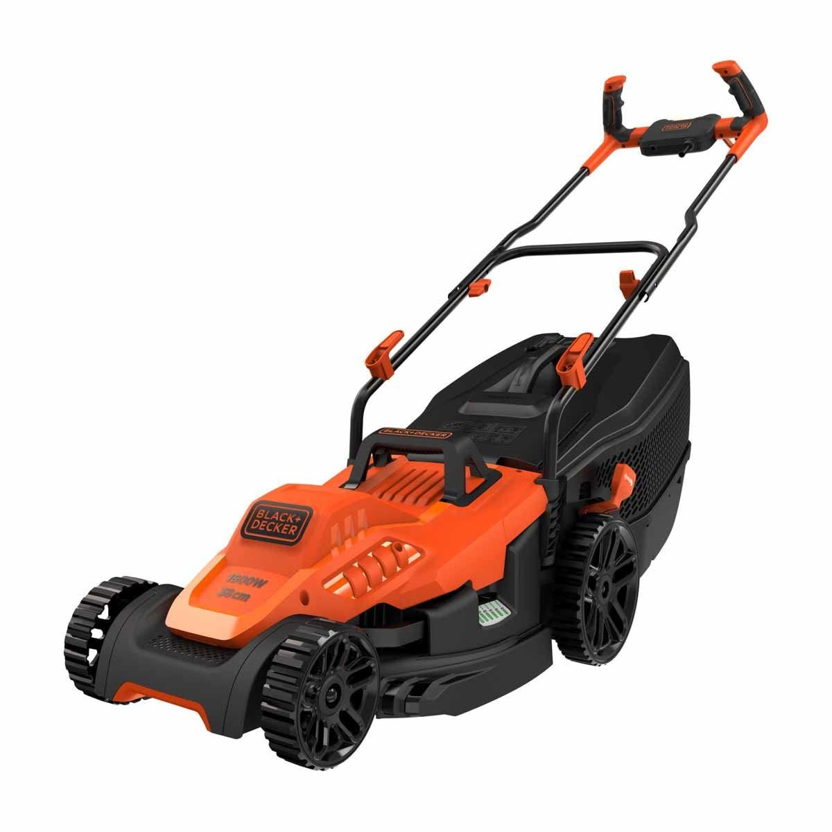 Black and Decker 1600w Corded Mower with Bike Handle