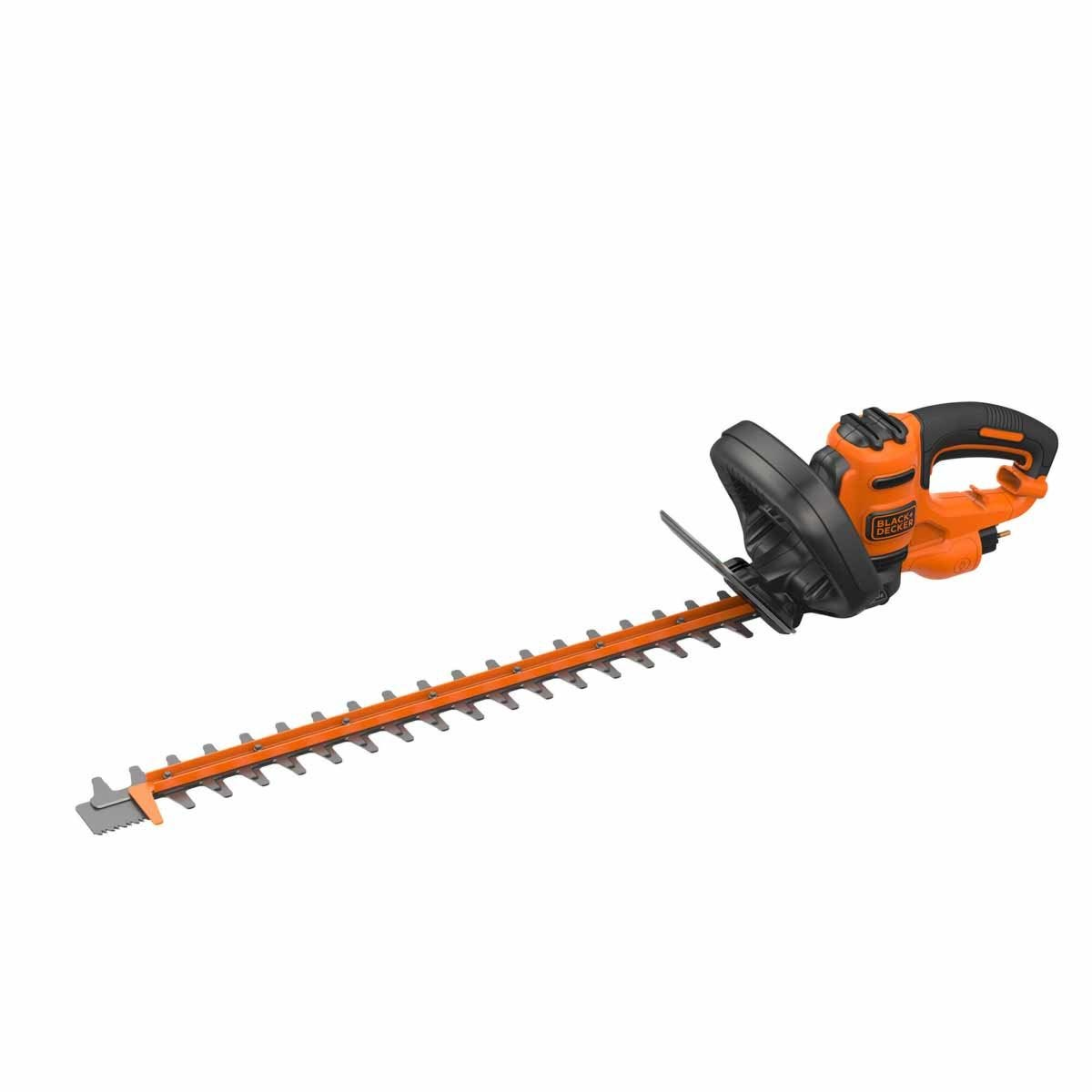 Black and Decker 600w Corded 60cm Hedge Trimmer