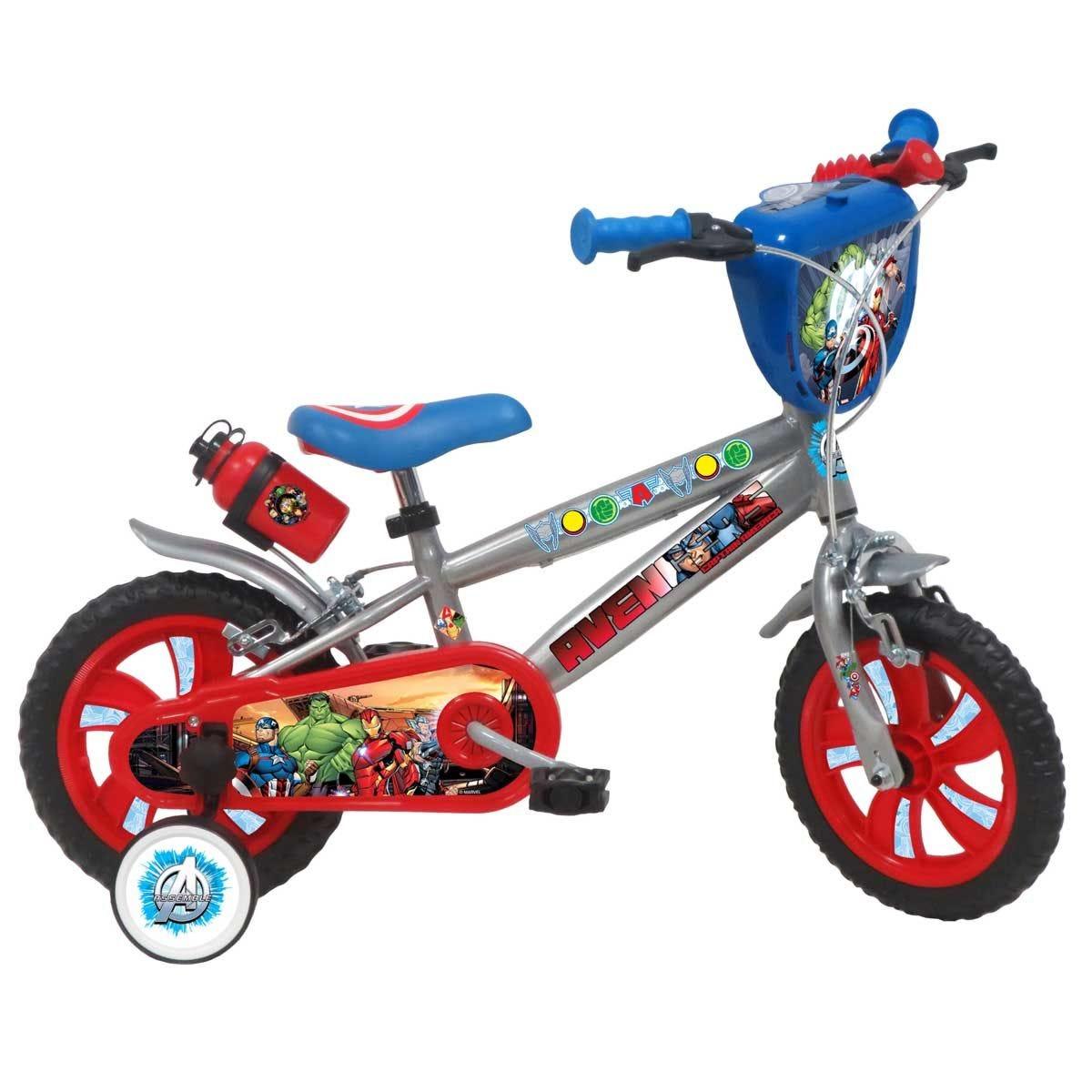 Marvel Avengers Licensed 12'' Kids Bike