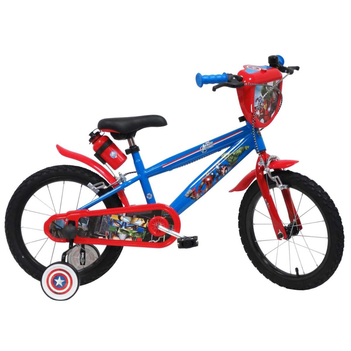 Marvel Avengers Licensed 16'' Kids Bike