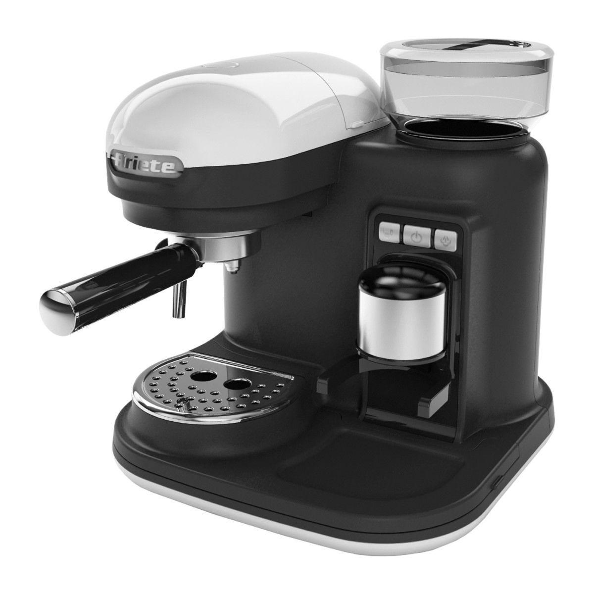 Ariette AR1320 Moderna Espresso Coffee Maker - White