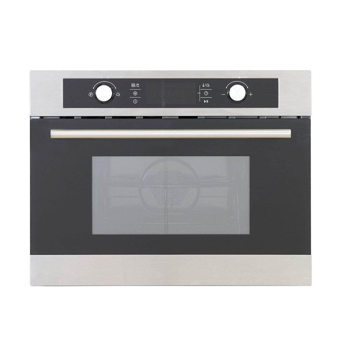 Montpellier MWBIC90044 2400W 44L Built In Combination Microwave - Stainless Steel
