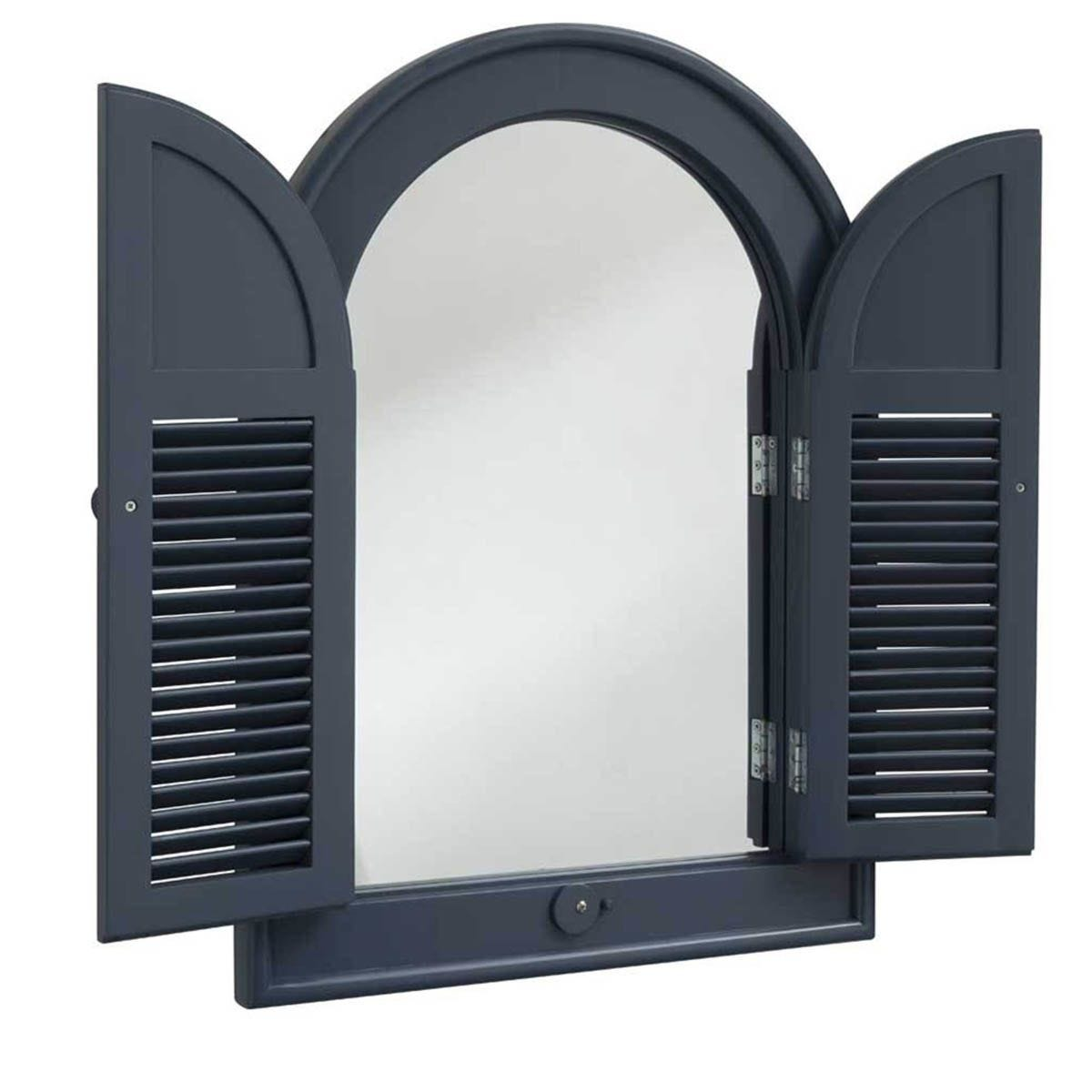 Florenity Galaxy Arch Mirror - Grey