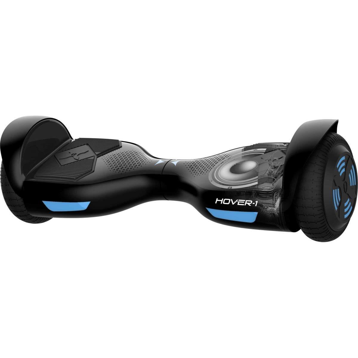 Hover-1 Helix Hoverboard - Black