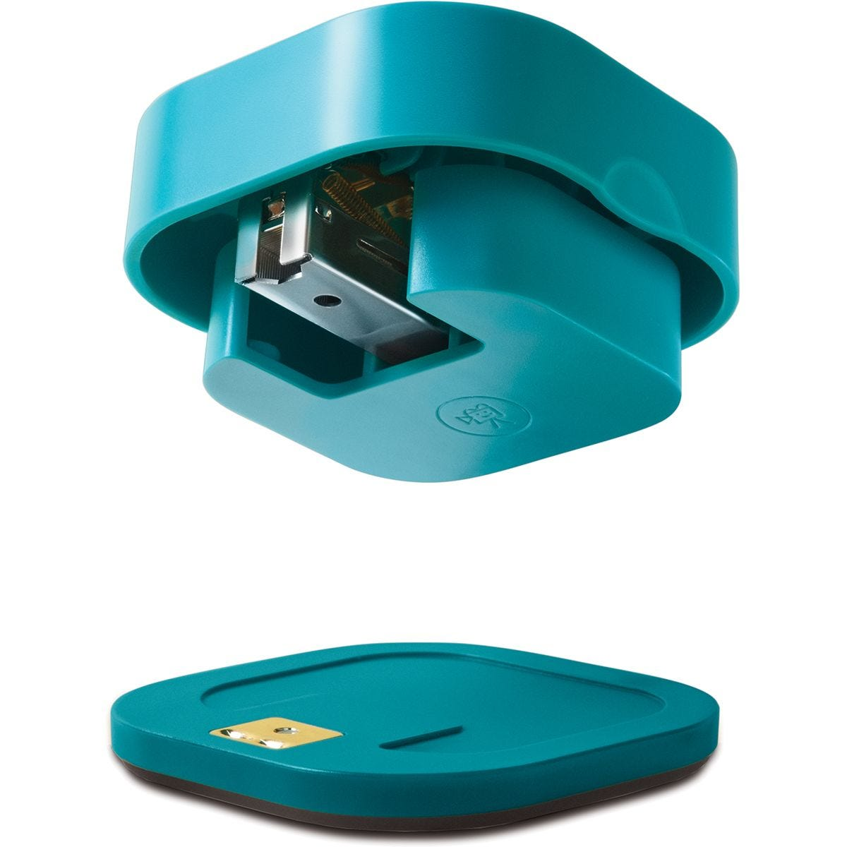 Quirky Align Magnetic Detachable Stapler - Blue