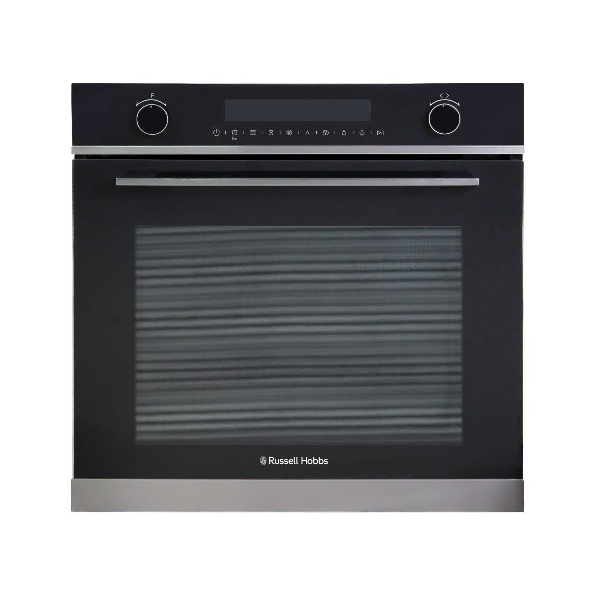 Russell Hobbs RHMEO7202DS Midnight Collection 72L Multifunctional Electric Fan Oven & Microwave - Black