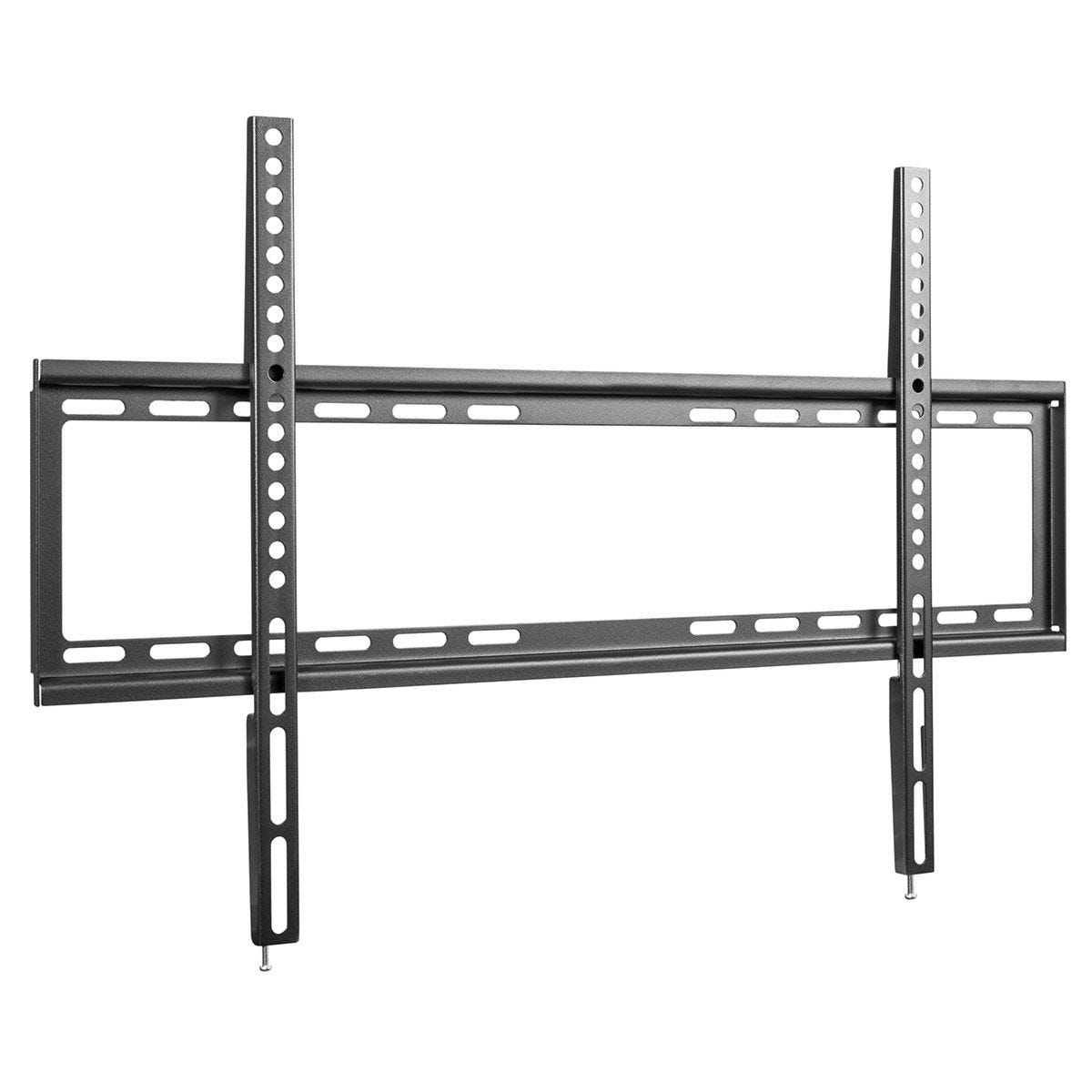 SBOX Fixed Wall Mount PLB-2264F for 37-70inch Flat Panel TV- Black