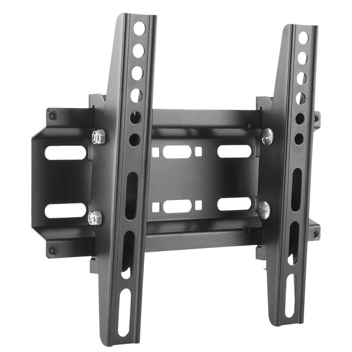 SBOX Wall Mount with Tilt PLB-2522T for 23-43inch Flat Panel TV- Black