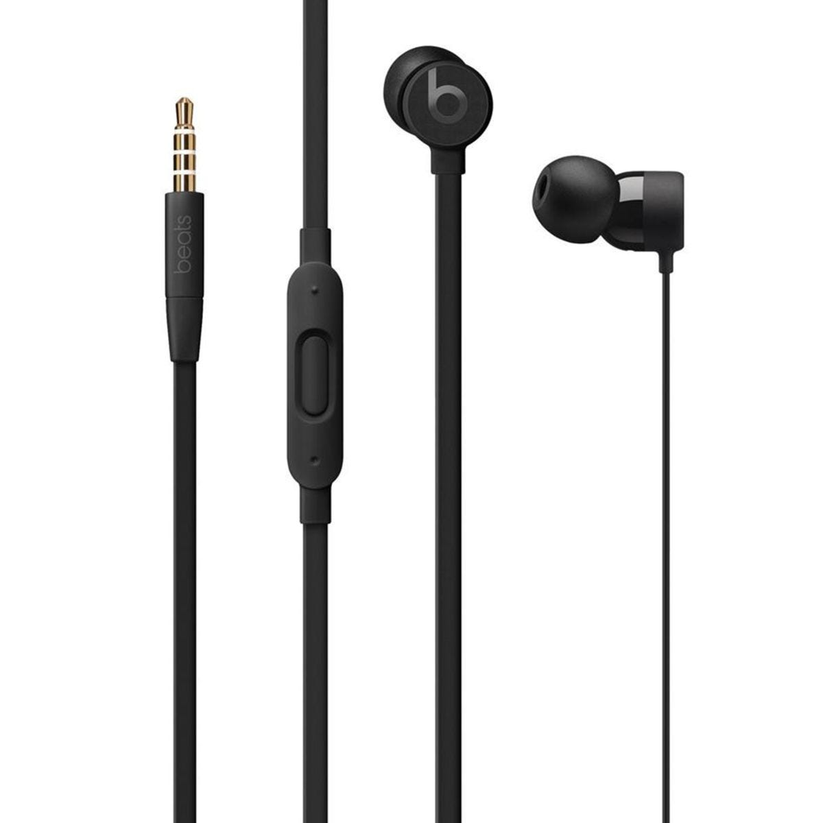 Beats urBeats3 In-ear Wired Headphones with 3.5mm Plug - Black