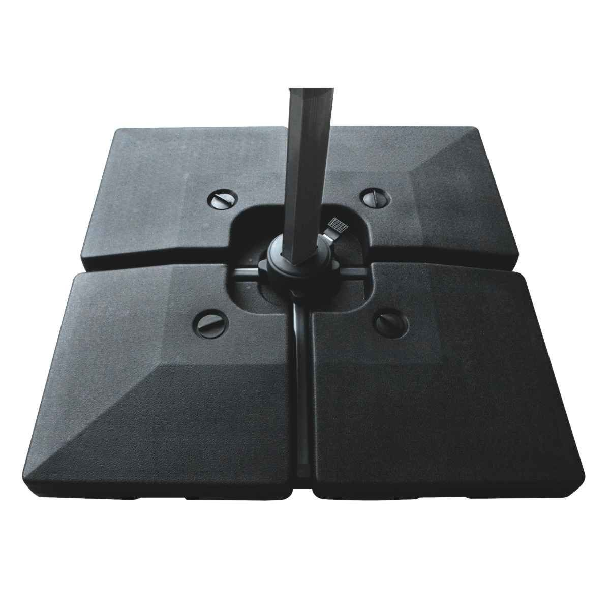 Garden Must Haves Royce 80kg Four Part Water Filled Base