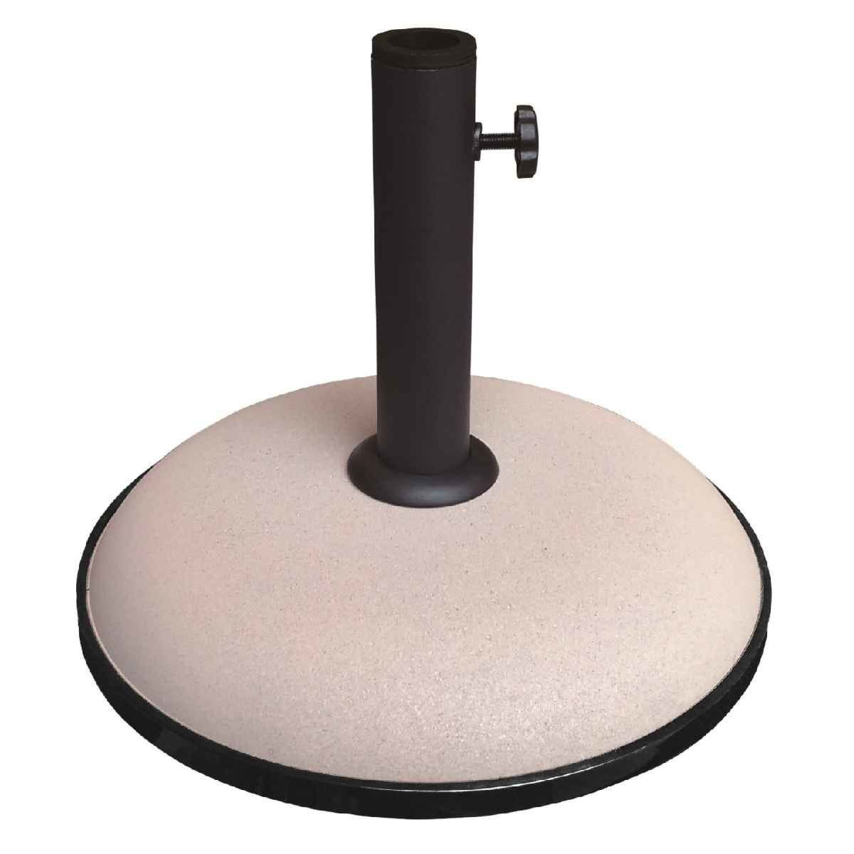 Garden Must Haves 15kg Concrete Base - Taupe