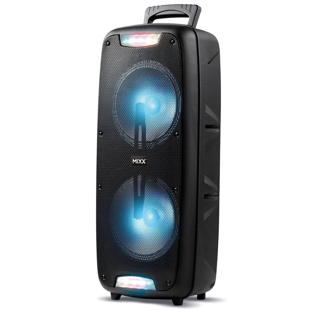 Mixx XBoost Max 100 Tailgate Speaker - Black