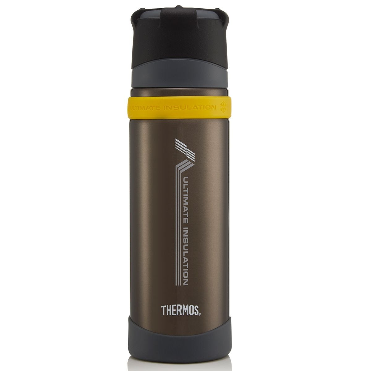 Thermos Ultimate Flask 500ml - Charcoal